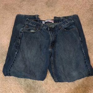 Denizen by Levi's Men's Dark Wash Jeans 30x30